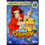 Dvd Digimon - Data Squad Vol. 2 - Mundo Digital, Aqui Vamosn