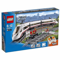 Lego 60051 Trem De Passageiros De Alta Velocidade