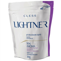Lightner Pó Descolorante Rápido - Sem Amônia 300g