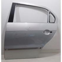 Porta Traseira Esquerda Motorista Voyage Gol G5 G6 Intacta