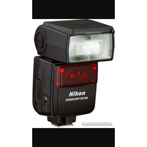 Câmera Digital Profissional D5100 + Flesh Sb 600 Nikon + Bol