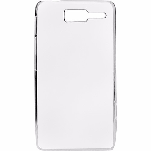Capa Capinha Case Para Motorola Razr D1 Transparente