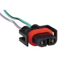 Chicote Soquete Conector Plug Cabo Fio Lâmpada H8 H11 2 Vias