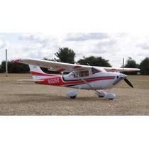 Robinho Aeromodelismo Art-tech Cessna 182 Classe 500 6ch 2.4