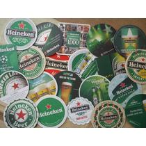 Heineken - 15 Bolachas De Chopp - Porta-copos Cerveja