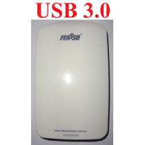 Case Hd 2,5 Usb 3.0 Sata Hdd Ssd Gaveta Note Fahd-11 Feasso