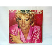 Lp Vinil - Rod Stewart Greatest Hits Coletânea Nacional