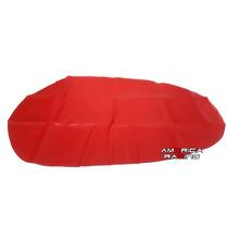 Honda Capa Banco Pop 100 Vermelha