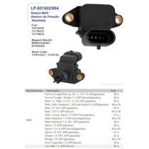 Sensor Map Do Fiorino Furgão Iv/v/vi 1.5 Gas 98/..