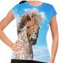 Camiseta Cavalo Appaloosa Sky Baby Look