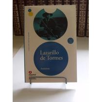 Livro Lazarillo De Tormes -anónimo