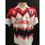 * Botafogo Sp #10 - Usada Em Jogo - Anos 90 *