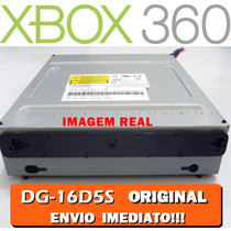 Drive Leitor Dvd 16d5s Lite On Xbox 360 Super Slim Original