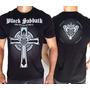 Camiseta De Banda - Black Sabbath - The Rules Of Hell