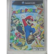 Mario Party 7 Japones Original Gamecube