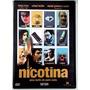 Nicotina Uma Noite De Puro Caos - Dvd Lacrado