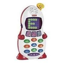 Fisher Price Telefone Aprender E Brincar - H3312 Mattel
