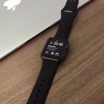 Relógio Apple Watch Sport 38mm Space Gray - Baixei P/ Vender