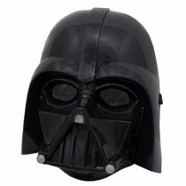 Máscara Star Wars Darth Vader Com Leds
