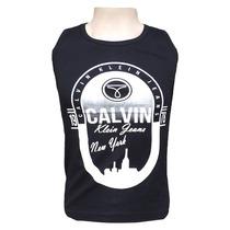 Camiseta Regata Calvin Klein New York Frete Grátis