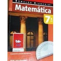 Matematica 7º Ano Editora Moderna