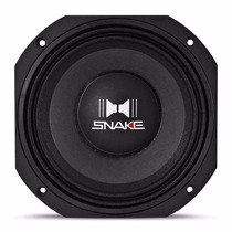 Woofer Snake Esx 608 8 300w Rms Mg Medio Grave Pro Mb Trio X