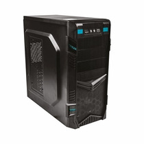 Gabinete Gamer Mt-g100 Bk C3 Tech 2 Coolers + Fonte550w Real