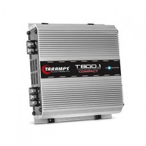 Modulo Taramps T800.1 Compact 1 Canal 800rms Mono Lançamento