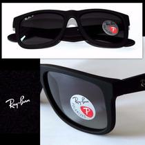 Oculos Rayban Rb4165 Justin Importado Polarizadas