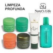 Limpeza De Pele Nawts Life Kit Com 6 Produtos