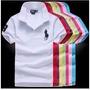 Kit 5 Camisa Gola Polo Ralph Lauren Importada Excelente Q.