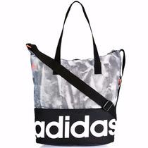 Bolsa Adidas Shoulder Linerar Ess W Ai9119 Original + N. Fis