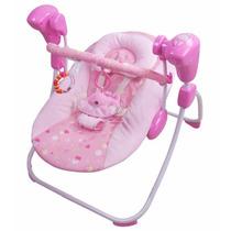 Cadeira Cadeirinha Bebê Descanso Automatica Swing Color Baby