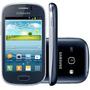 Celular Samsung Galaxy Fame S6810 Grafite Gps 4gb 5mp 3g