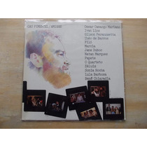 Lp Vinil Cau Pimentel - Amigos - 1983 - C/ Encarte