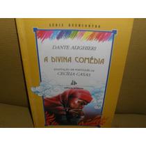 Livro - A Divina Comédia Dante Alighieri Frete Gratis