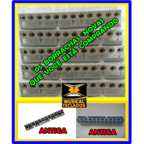 Kit 5 Borrachas Teclado Yamaha Psr-150, Psr-180 Frete Grátis
