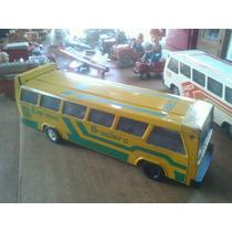 Ônibus De Lata Bandeirantes ( Leia O Anúncio )