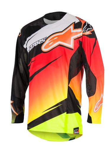 Camisa Off Road Alpinestars Techstar Venom 16 - 351