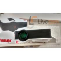 Mini Projetor Tomate Mpr 7007 800 Lumens Led Promoção