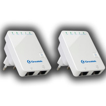 Kit 2 Roteador Repetidor Wireless Wifii Greatek 3300 300mbps