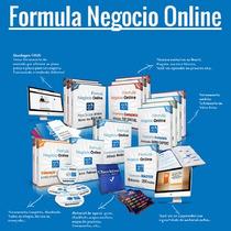 Fórmula Do Negocio Online 100% Completo - Alex Vargas