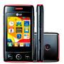Celular Lg T300 Preto/vermelho Mp3 Câmera 1.3 Mp | Vitrine
