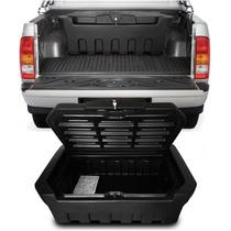 Caixa Baú Maleiro Pickups Picape Acessório Chevrolet Gm S10