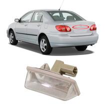 Lanterna De Placa Corolla Fielder 2003 A 2008 Com Soquete