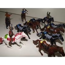 Escolta Cavalos Para Forte Apache Tamanho Gulliver