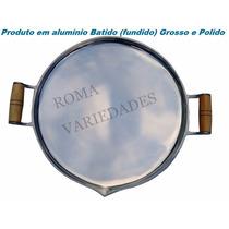 Disco De Arado Chapa Bifeteira Alumínio Batido Fundido S/jur