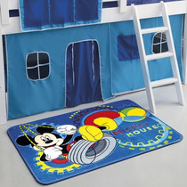 Tapete Infantil Mickey Balanço Macio 80x 120   Jolitex