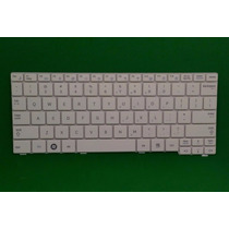 Teclado Netbook Samsung N150 Plus Branco Layout Us