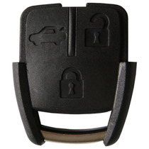 Capa Chave Telecomando Gm Vectra Novo 3 Botoes